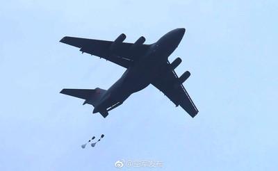 運20載99A坦克3小時抵達中國全境