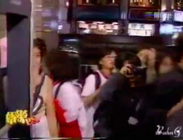 ▲▼H.O.T曾為了唱片宣傳以及拼盤演唱會來過台灣。(圖/翻攝自三立都會台)
