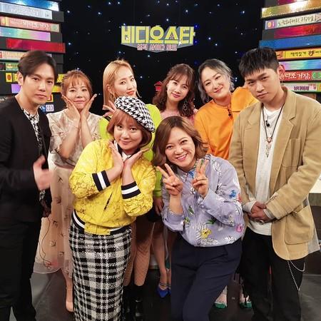 ▲譽恩是《Video Star》最新一集嘉賓。(圖/翻攝自推特)