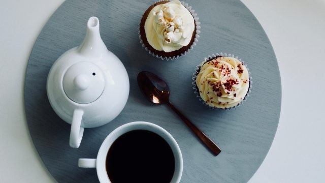 ▲▼下午茶,咖啡,小確幸,點心(圖/取自免費圖庫Pexels)