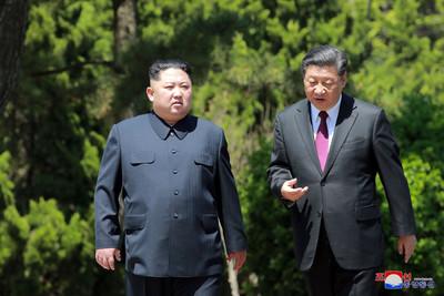 川金四會 習近平今訪北韓