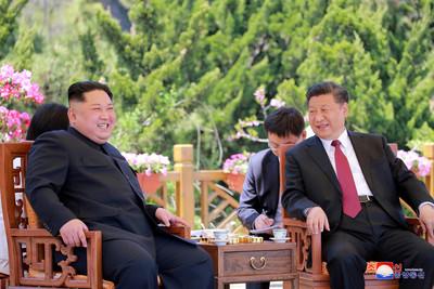 韓媒:金正恩將提議「川金三會」