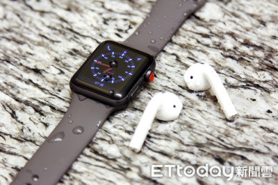 LTE版本Apple Watch 3開箱初體驗