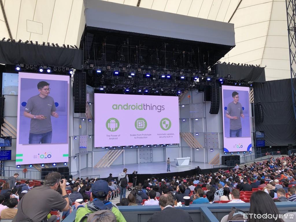 Google發表Android Things 1 0版本催生智慧物聯網產品發展| ETtoday3C