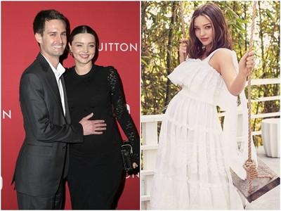 米蘭達可兒又懷孕了!10月前剛生產