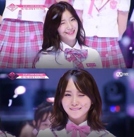 ▲▼ 《Produce 48》初舞台公開。(圖/翻攝自Mnet)