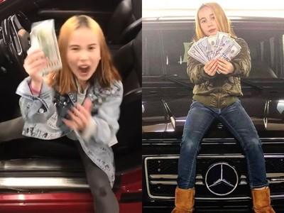「借老闆的跑車」給愛女甩鈔炫富!房仲母教壞小孩工作也沒了