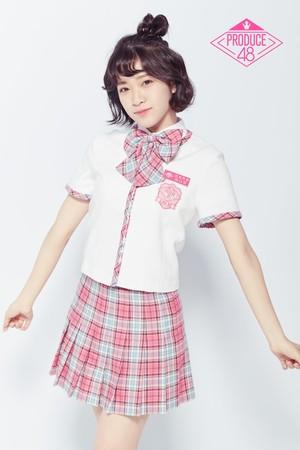 ▲▼ 《Produce 48》市川愛美。(圖/翻攝自Mnet官網)