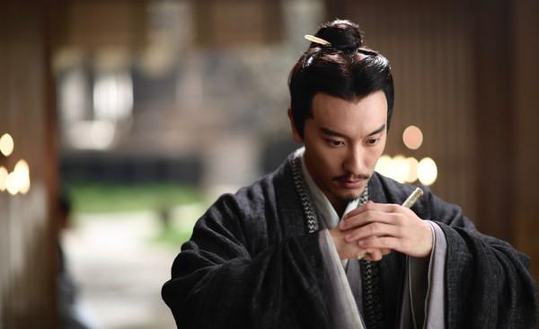 ▲王陽明《三國機密之潛龍在淵》古裝扮相。(圖/帝國娛樂 提供)