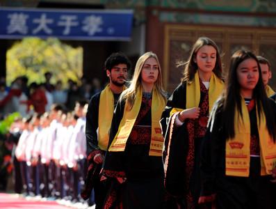 美參議員籲孔子學院 討論天安門