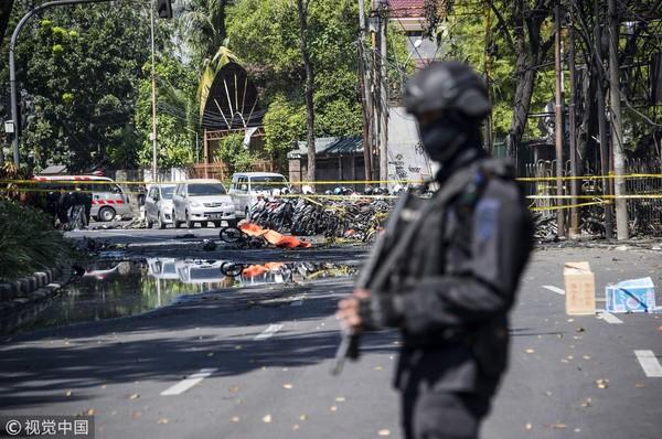 「印尼泗水爆炸」的圖片搜尋結果