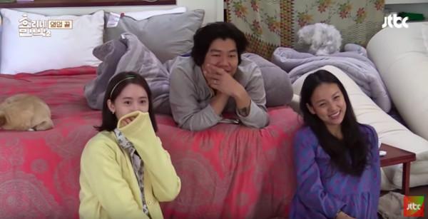 ▲▼潤娥哭著離開民宿 李孝利:忘掉我們也沒關係!(圖/翻攝自JTBC)