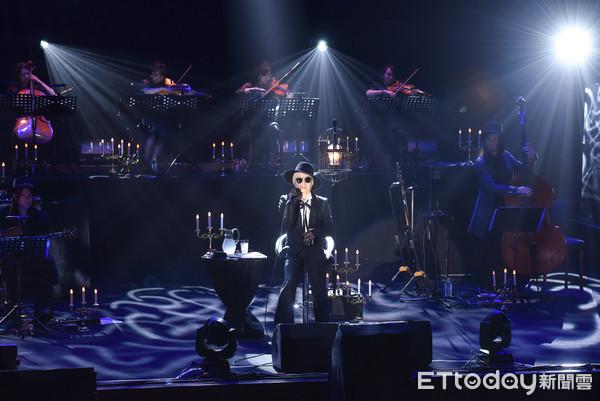 ▲HYDE台北演唱會。(圖/記者李毓康攝)