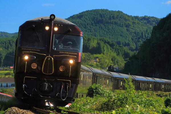 ▲▼日本超奢華火車旅行團,九州七星。(圖/翻攝九州七星官網)