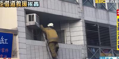 屋主拒開門灌救 義消嘆:典型台灣鯛