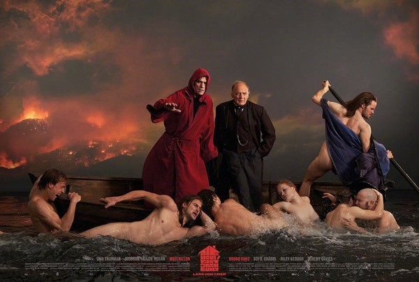 《The House That Jack Built》。(圖/《The House That Jack Built》劇照)