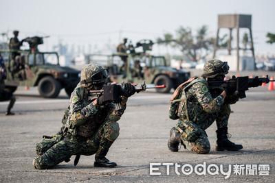陸戰女兵感情不順自縊 陸戰隊:將加強心輔