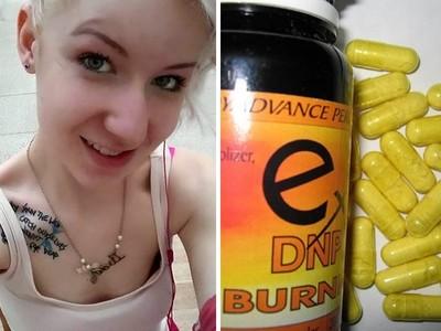 減肥藥成分含「一戰砲彈原料」 少女狂吞八顆體內悶燒死亡