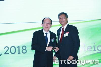 陽明海運獲亞洲年度最佳航商獎 今年營運將優於去年