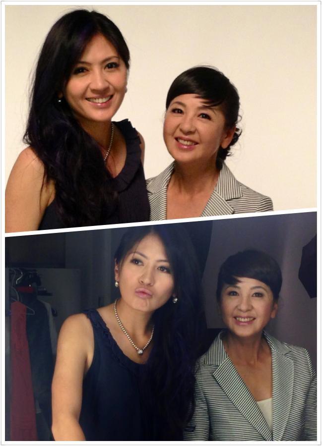 ▲林筱薇出身富裕家庭,媽媽也是廣告界的大明星,常扮演貴婦角色。(圖/翻攝自YouTube、臉書)