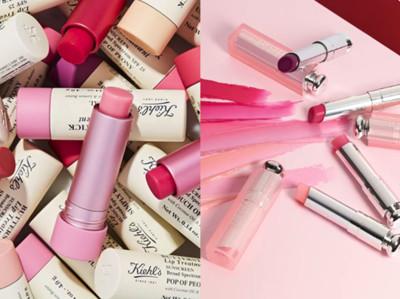 「潤色護唇膏」給妳清新好唇色 3款超人氣,化妝包裡一定要有