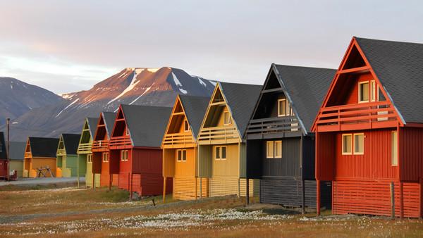 北極圈內的斯瓦巴群島(Svalbard)是挪威最北的國土範圍,但因為當地氣溫太低,遺體下葬後難以腐壞,所以帶原的病毒很有可能會在數十年後重新出土;而離島中的隆雅市(Longyearbyen)就成了全球唯一「禁止死亡的城市」。(圖/翻攝自http://www.wildlife.no/)