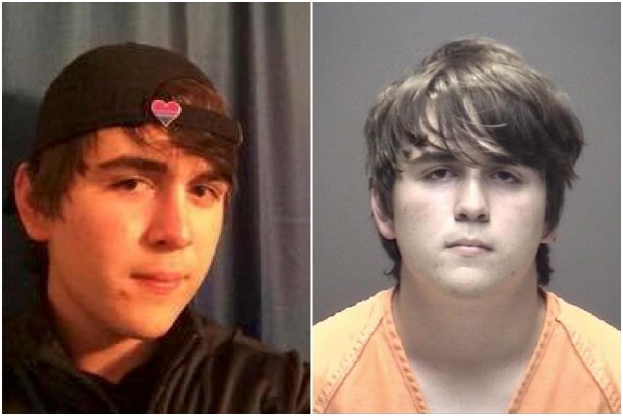▲美國德州聖塔菲高中(Santa Fe High School)17歲學生帕戈爾齊斯(Dimitrios Pagourtzis)在校園開槍射殺,造成9名學生及1名教師死亡,至少10人受傷。(圖/路透社)