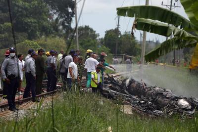 古巴航空波音737墜毀 110死3命危