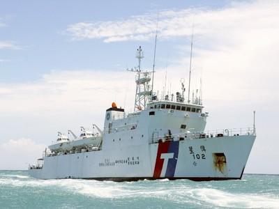 台船奪艘海巡訂單 2020交付首艘