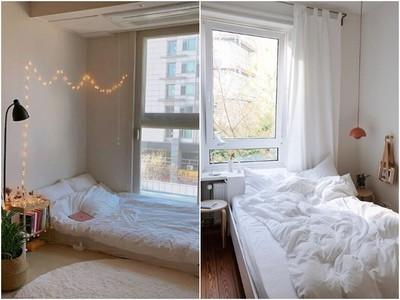 品味就從臥室開始!4步驟打造網美夢幻房,白床單是必備