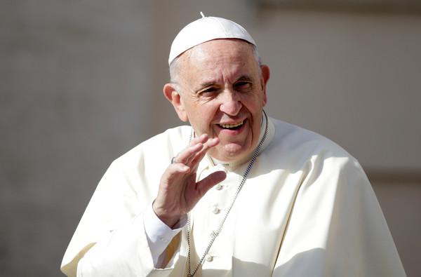 ▲▼ 教宗方濟各,Pope Francis。(圖/路透)