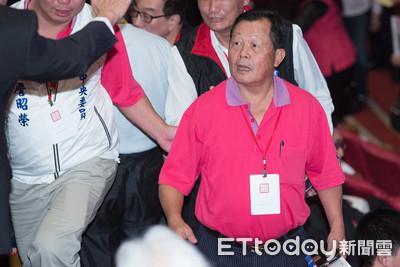 劉政鴻後援會簡訊群組瘋傳6月民調