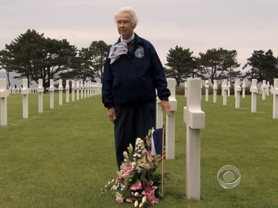 新婚6週就送上戰場 妻子癡等丈夫60年才發現…法國小鎮當英雄紀念他