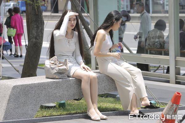 台灣創下73年來「最熱單月紀錄」 7月均溫30.2度
