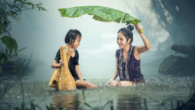 你聞得到「雨的味道」嗎? 這個問題請地質系回答