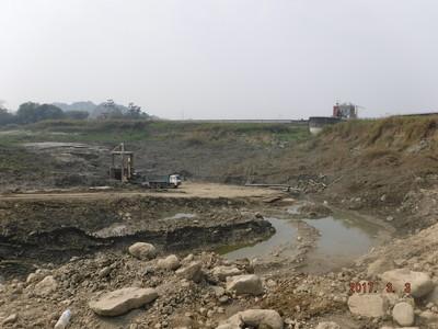 台灣好缺水 南水局清淤化危機