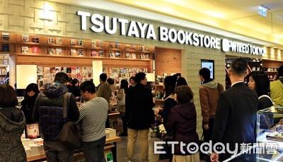 只賣書難撐!複合式書店崛起 蔦屋書店來台1年展4店
