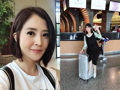 李亮瑾香港帶違禁品闖海關遭搜身