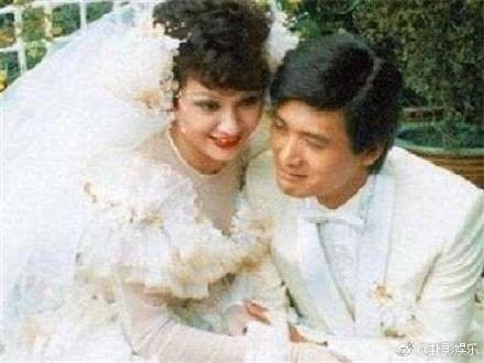 ▲▼余安安是周潤發前妻,閃電離婚35年後首曝原因。(圖/翻攝自微博)