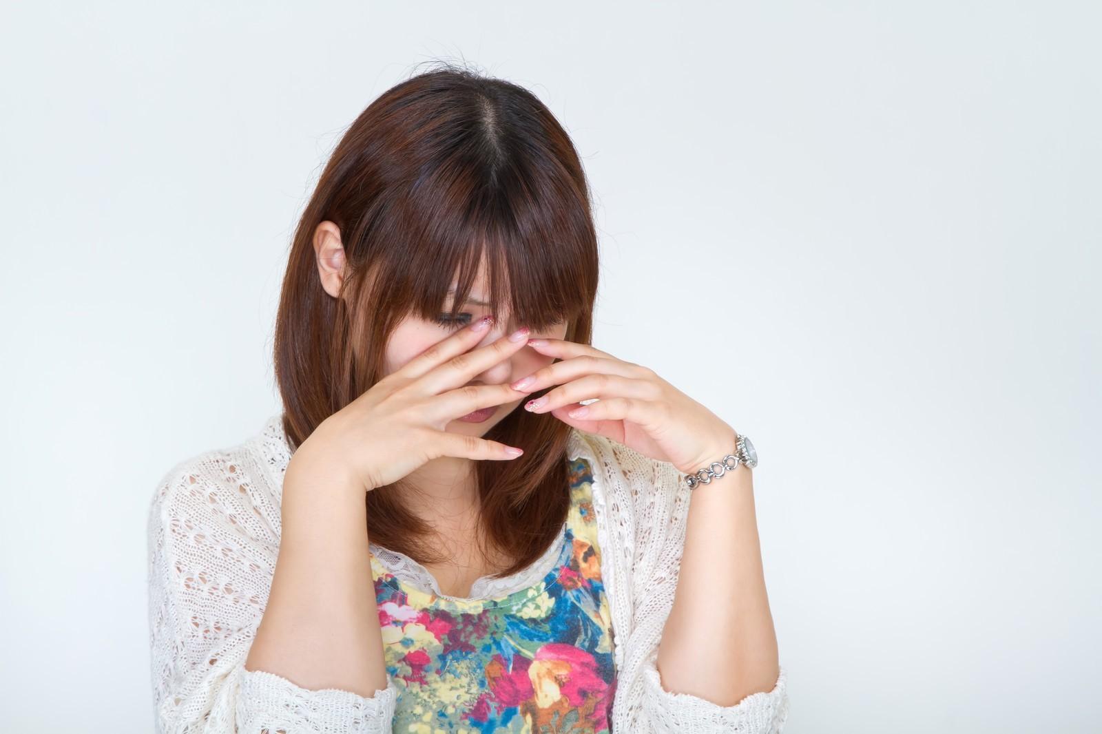 哭泣(圖/取自免費圖庫Pixabay)