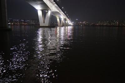 韓女跳下橋才後悔! 溺斃前被警酸「游泳能打電話很厲害啊」