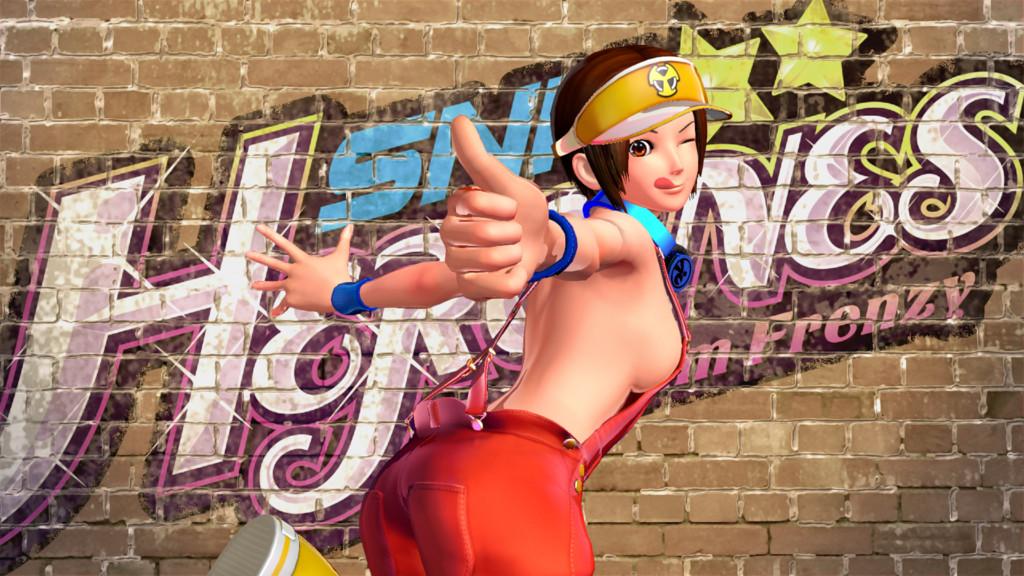 不知火舞換裝!集結SNK歷代女主角格鬥遊戲將發繁中版