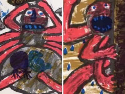 床邊故事藏「分屍吃內臟」情節!50年前兒童繪本禁書再度被上架
