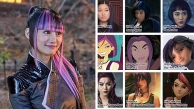 亞洲女角都被染「這搓毛」!網抓包西方電影歧視:死侍2也有