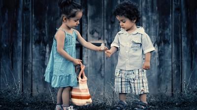 6歲萌兒子回家喊:馬麻我交女朋友了 開明媽神回應 網友一致讚爆