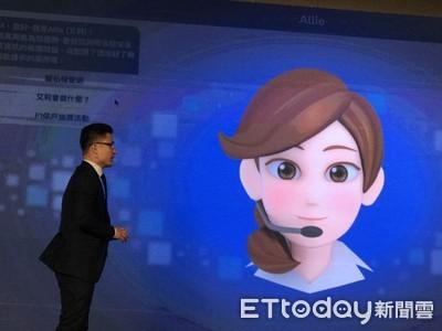 保險圈萌萌以1擋千萬 AI聊天機器人小新艾莉阿發小安接力上線