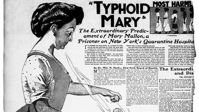 喜愛下廚卻沒有廚師命 死亡廚娘「傷寒瑪莉」 吃她料理的人都得病