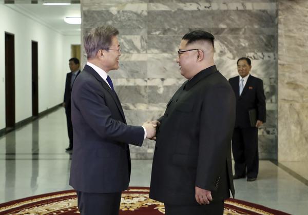 慧眼看天下/文金三會 南北韓敲定九月平壤舉行