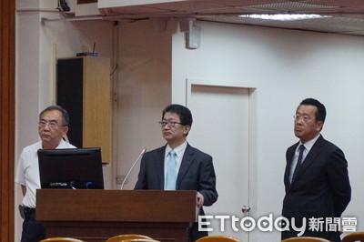 顧立雄被控關說 住宅地震基金總座發聲明打臉董事長