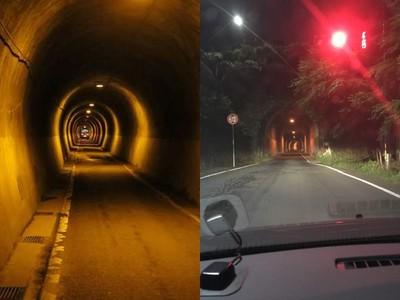 「碰!」一聲車窗浮掌印 鐵齒男隧道內撞鬼 誤闖姦殺案現場